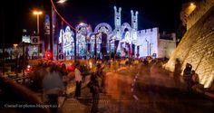 אור ירושלים - Jerusalem Festival of Light | Israel in Photos - ישראל בתמונות