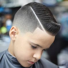 Comb Over Fade Haircut, Boys Fade Haircut, Barber Haircuts, Haircuts For Men, Boy Hairstyles, Trendy Hairstyles, Short Hair Cuts, Short Hair Styles, Beard Wax