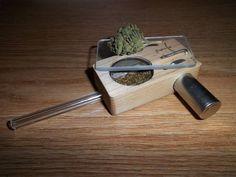 my favorite vaporizer. the magic flight launch box.  ( marijuana cannabis )
