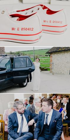 Pangdean Barn creative quirky wedding photography Ben and Sarah365