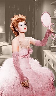 "Lucille Ball ""The Big Street"" 1942"