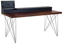 Mesa bar com caixa Zé Dias, do designer Porfírio Valladares.