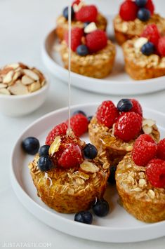 Bake up a quick and freezer-friendly recipe for customizable oatmeal cups for the ultimate grab-and-go breakfast or snack the whole family will love.