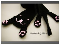 Gloves, Facebook, Fashion, Long Scarf, Moda, Fashion Styles, Fashion Illustrations