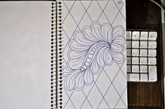 LuAnn Kessi: Sketch Book....More Quilting Inspiration