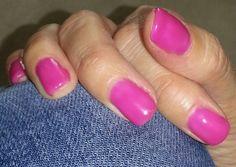 Pink & violet mixed togeter