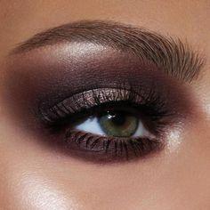Best Ideas For Makeup Tutorials Picture Description⚡Deep velvety brown and bronze dramatic smoky eye courtesy of Pat McGrath Labs Spring Eyeshadow Palette, 'MTHRSHP Subliminal: Platinum Bronze' ? Makeup Inspo, Makeup Inspiration, Makeup Tips, Beauty Makeup, Hair Makeup, Makeup Ideas, Makeup Style, Glam Makeup, Makeup Tutorials