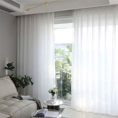 Semi Sheer Curtain Panels Rod Pocket Window Curtains Living Room Treatments Details About Width Large Best Blinds For Ideas Windows Modern Small Treatment Farmhouse Bay Shades Popular Marvelous Window Treatments Living Room Picture Ideas