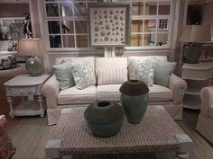 CraftMaster Rachael Ray & Paula Dean featured at Kalin Home Furnishings Ormond Beach, Living Room Seating, Furniture Showroom, Sofa, Couch, Dean, Home Furnishings, Basement, Home Decor
