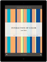 Interaction of Colour 50th birthday iPad app