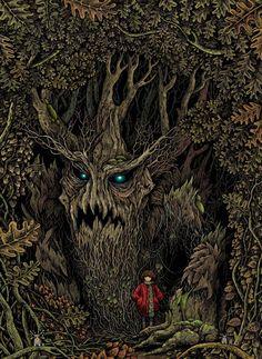 Polish Artist Magdalena Korzeniewska Creates Amazing Illustrations Inspired By Literature And Fairy Tales
