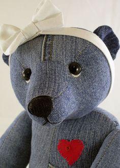Teddy Bears by Nancy Tillberg