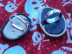 anillos de fimo