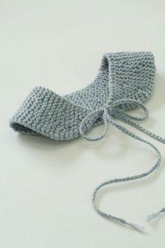 Crochet Collar Pattern, Crochet Yoke, Crochet Mandala Pattern, Crochet Baby, Crochet Patterns, Knitting For Kids, Baby Knitting Patterns, Hand Knitting, Crochet Designs