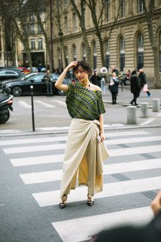 b53af27817ef2b Over 500 Street Style Looks From Paris Fashion Week