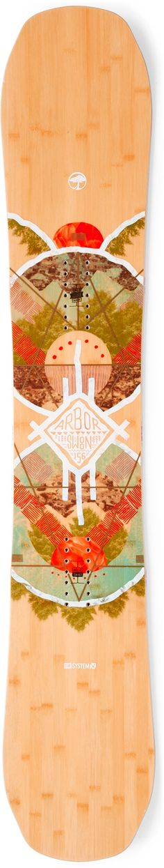 DREAM BOARD - Arbor Swoon Snowboard - 2014/2015 - Free Shipping at REI.com