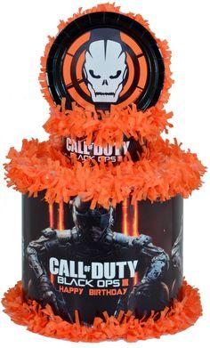 Call of Duty Black Ops III Personalized Pinata - WorldOfPinatas.com