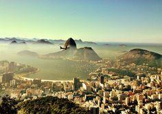 Rio de Janeiro - Brasil  É ou não é uma pintura?