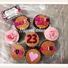 Cupcakes Happy Birthday