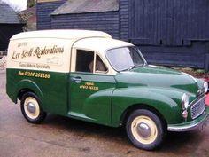 Vintage Vans, Vintage Trucks, Old Trucks, Commercial Van, Commercial Vehicle, Classic Trucks, Classic Cars, Pick Up, Old Commercials