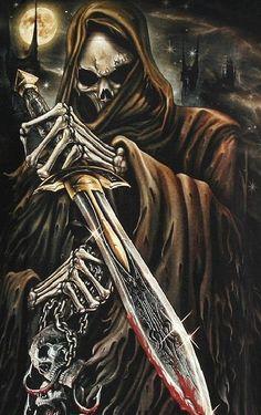 Signature death metal picture  m/ 
