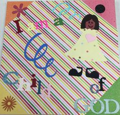 CHILD OF GOD PLAQUE