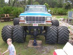 Monster mud trucks | monster truck - Picture