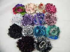 flowers for headbands