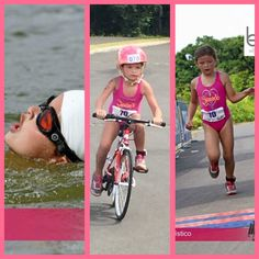 My daughter! Kids Triathlon, Champs, Athlete, Daughter, Running, Sports, Track, Bicycle, Design Ideas