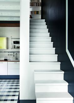 Escalier peint : Inspiration couleur et déco | Deco and Inspiration