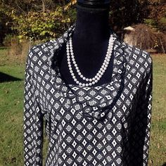 East 5th Blouse Long Sleeves Size Large #East5th #Turtleneck #Career
