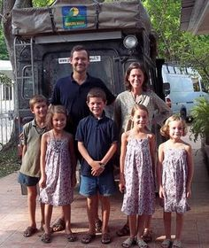 How 10 Nomadic Families travel the world and afford it