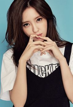 T-ara's Hyomin is the girl-next-door for 'K Lifestyle'! | Koogle TV
