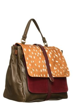 Jerome Dreyfuss cow leather Tote (2014.11.7)