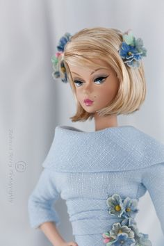 Bogue's Vogues Vendredi on Inside The Fashion Doll studio!