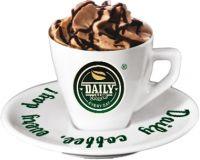 Šálka na kávu espresso.