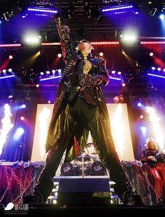Judas Priest@Vistalegre_03 by Javier Bragado, via Flickr