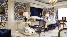 Presidential Suite   Paris Suite   Four Seasons Hotel George V Paris