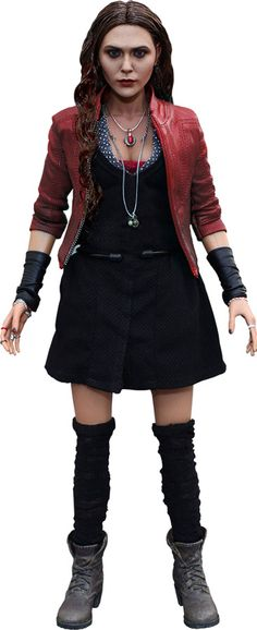 Scarlet Witch Sixth-Scale Figure