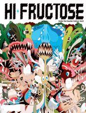 Hi Fructose- new contemporary art magazine