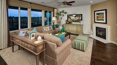 Madeira East - Plan Five- Prado - Living Room