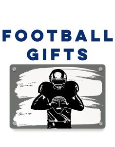 Football gifts you can only find at chalktalksports.com!