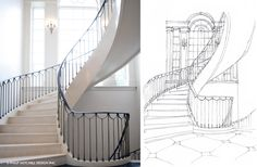 Interview With The Designer: Philip Mitchell Design Inc. #702parkproject #design…