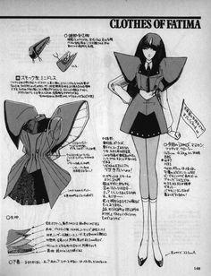 "vintagemanga: "" NAGANO Mamoru (永野護 ), The Five Star Stories / Five Star Monogatari / ファイブスター物語 """