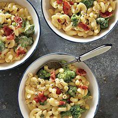 Broccoli Mac and Cheese | MyRecipes.com