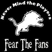 New Custom Screen Printed T-shirt Detroit Lions Never Mind The P