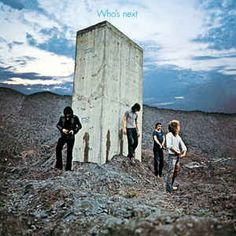 The Who - Who's Next (Vinyl, LP, Album) at Discogs