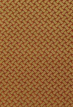 Fabric | Bristol Weave in Pomegranate | Schumacher