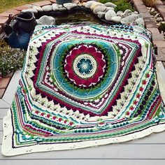 Ravelry: theotherlisa's Sophie's Universe Multi Color