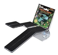 With improved black traction tape Turtle Ramps provide a simple stable and easily cleaned platform for aquatic turtles to exit the water and bask as they would in their natural environment. Large su...